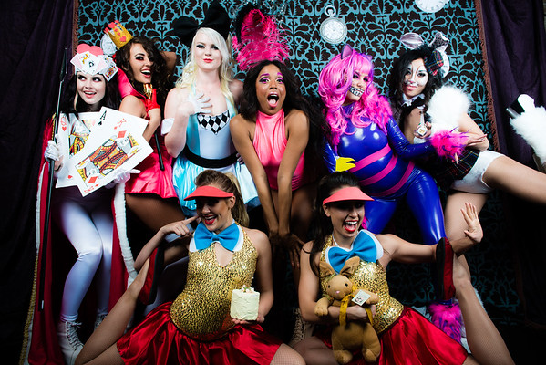 Facebook's Mad Hatter's Ball 2014