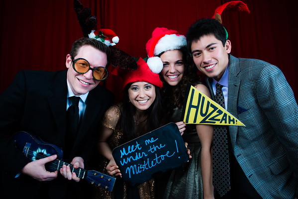 Holiday Party December 6th, 2014