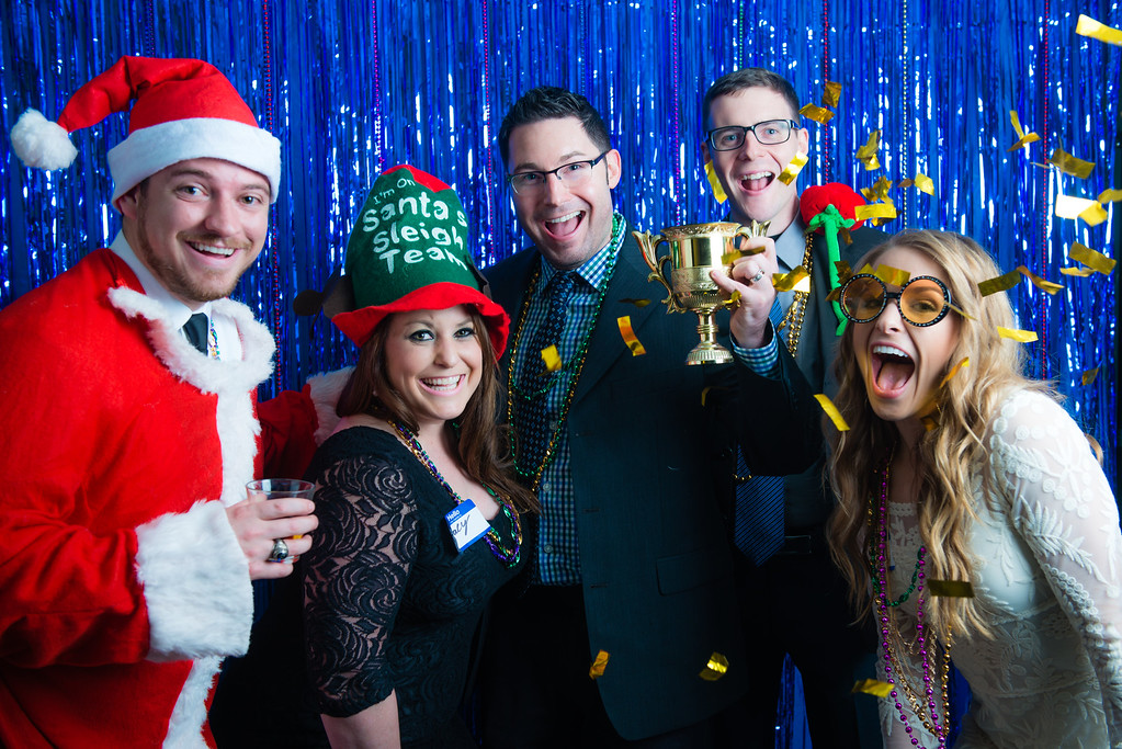 Mile Stone Community Builders Holiday Party 2014