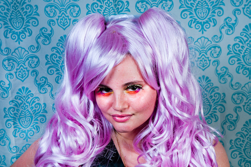 Wig Party June 5th, 2014