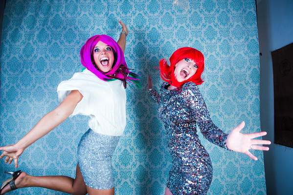 Wig Party August 15th, 2014