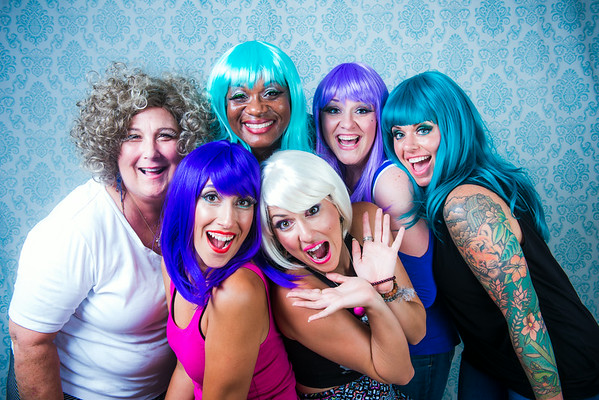 Wig Party August 23rd, 2014
