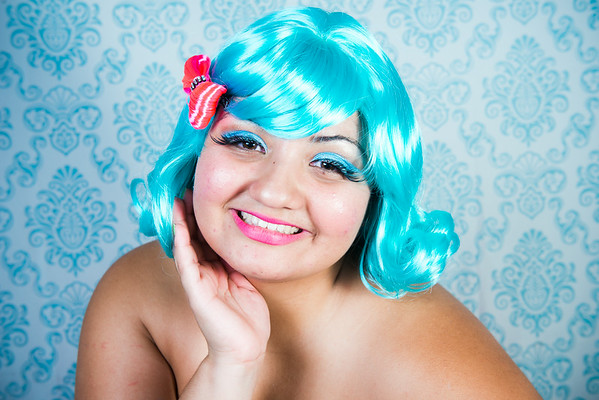Wig Party August 9th, 2014