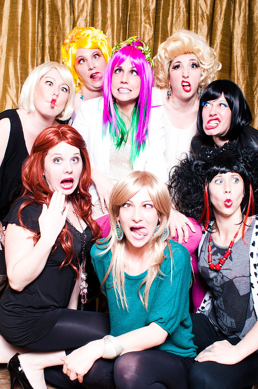 Wig Party February 17th 2012
