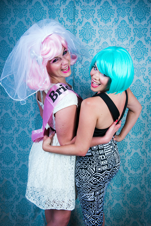 Wig Party July 12th, 2014