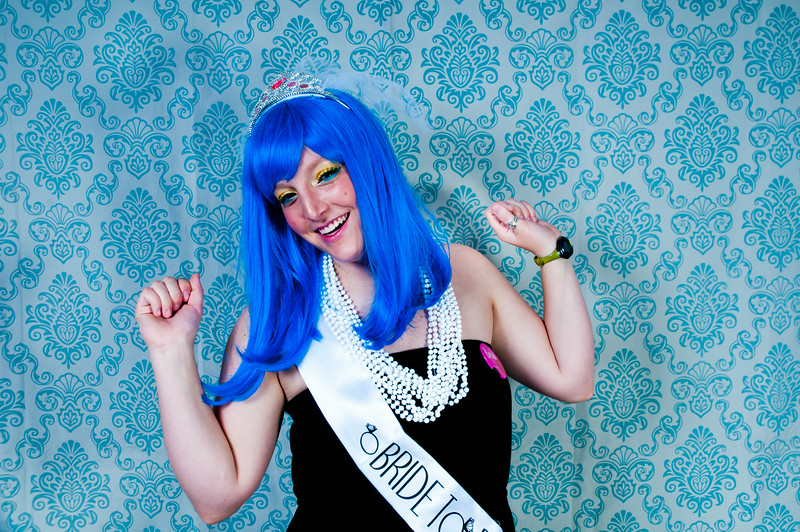 Wig Party June 21st, 2014