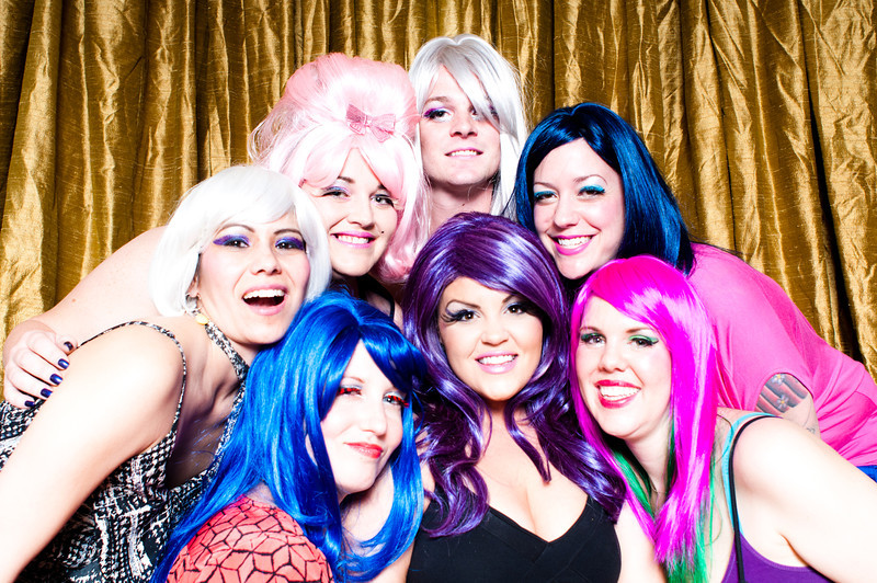 Wig Party March 30th 2012