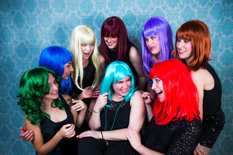 Wig Party May 15th, 2014
