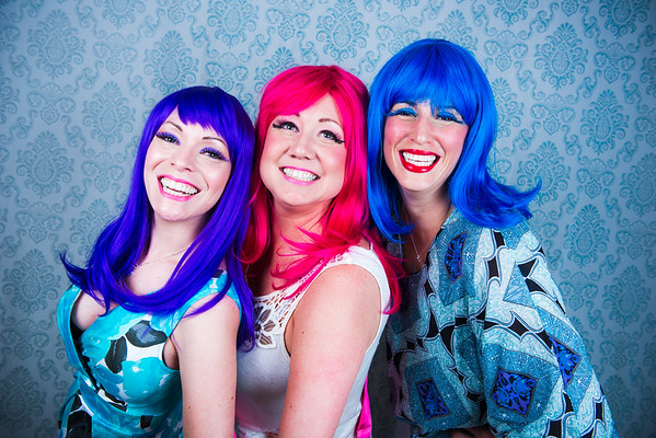 Wig Party May 1st, 2015