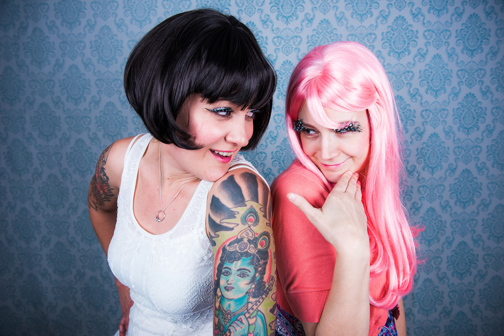 Wig Party February 26th, 2015